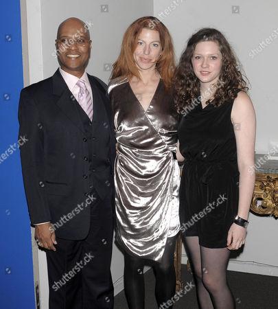 Tommy Garrett, Tanna Frederick and Sabrina Jaglom