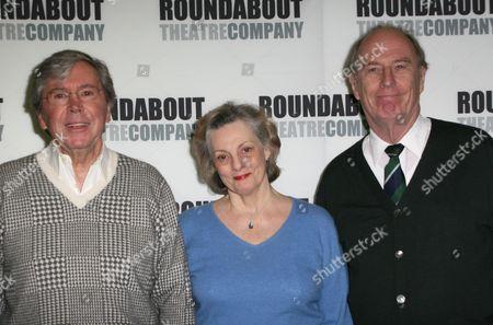 Brian Bedford, Dana Ivey, Paxton Whitehead