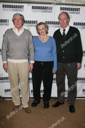 Stock Picture of Brian Bedford, Dana Ivey, Paxton Whitehead