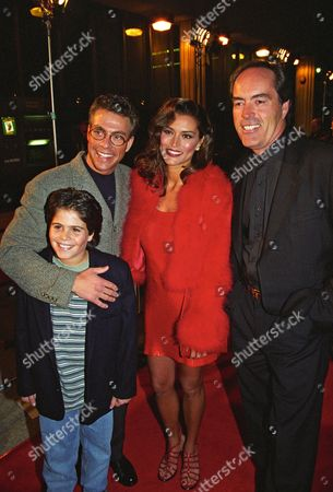 Jean Claude Van Damme, Darcy LaPier and Powers Boothe