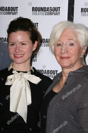 Maggie Lacey, Olympia Dukakis