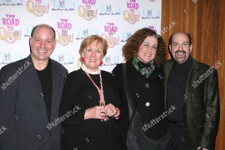 Editorial picture of Opening Night of 'The Road to Qatar' musical at York Theatre at Saint Peter's Chuch, New York, America - 03 Feb 2011