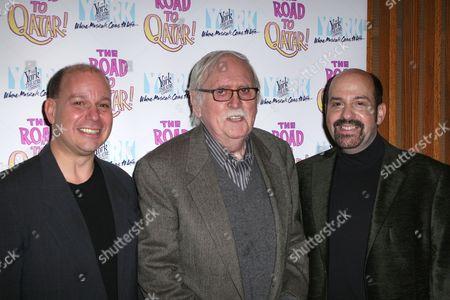 Stephen Cole, Thomas Meehan and David Krane