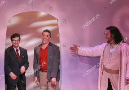 Stock Photo of Keith Gerchak, James Beaman and Bruce Warren