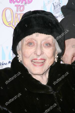 Stock Picture of Celeste Holm