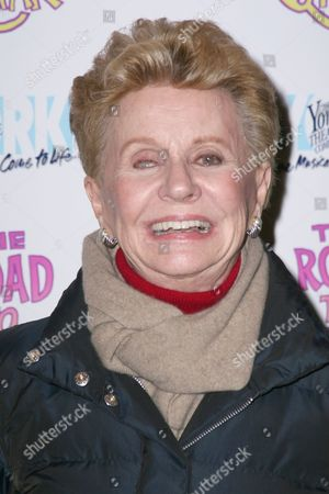 Editorial image of Opening Night of 'The Road to Qatar' musical at York Theatre at Saint Peter's Chuch, New York, America - 03 Feb 2011
