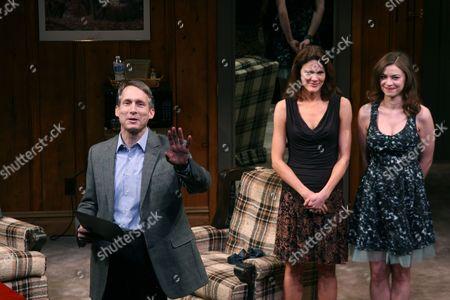Editorial image of 'Black Tie' play Opening Night, New York, America - 08 Feb 2011