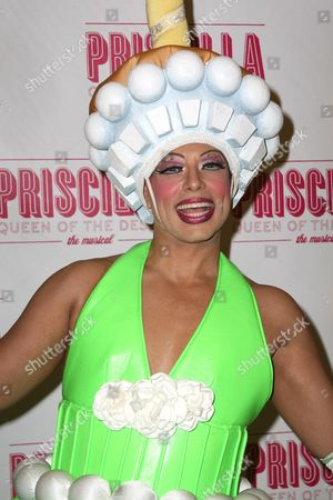Editorial picture of 'Priscilla Queen of the Desert' Cast Introduction, New York, America - 15 Feb 2011