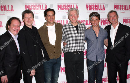 Editorial image of 'Priscilla Queen of the Desert' Cast Introduction, New York, America - 15 Feb 2011