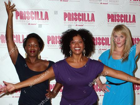 Anastacia McCleskey, Jacqueline B Arnold, Ashley Spencer