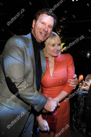 Bob Einstein and Ellen Barkin