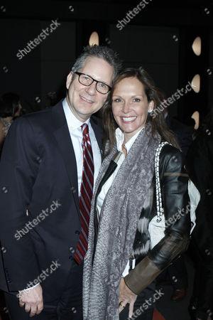 Stock Picture of Michael Boodro and Clo Cohen