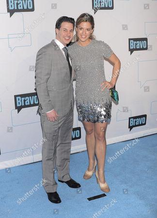 Johnny Iuzzini and Dannielle Kyrillos