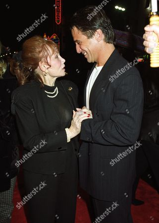 Katherine Helmond and Tony Danza