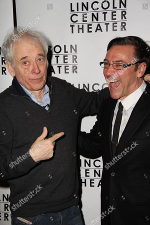 Austin Pendleton and Michael Halberstam