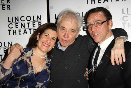Jan Levy Tranen, Austin Pendleton and Michael Halberstam