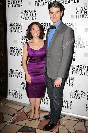 Liz Baltes and Drew Gehling