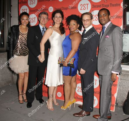 Editorial image of 'By The Way, Meet Vera Stark' Play Opening Night, New York, America - 09 May 2011