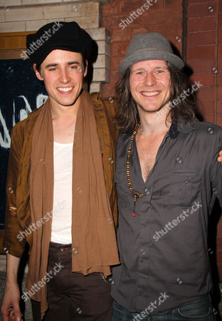 Reeve Carney and Christopher Tierney