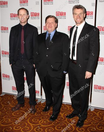 Stock Picture of Patrick Carroll, David Lindsay-Abaire, Tate Donovan