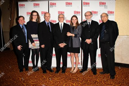 Editorial picture of Manhattan Theatre Club 2011 Spring Gala, New York, America - 16 May 2011