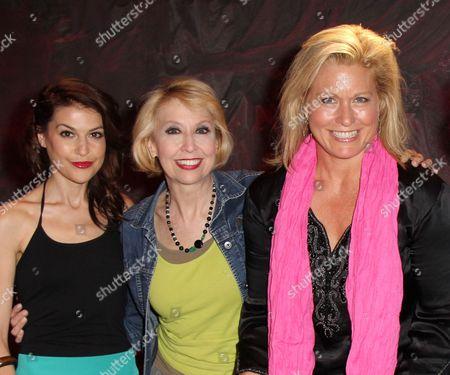 Ashley Austin Morris, Julie Halston, Emme