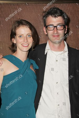 Amy Herzog and Daniel Aukin