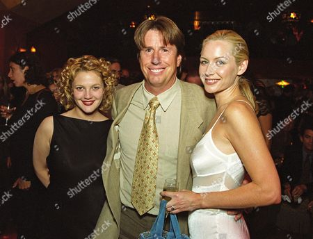 Drew Barrymore, Andy Tennant and Megan Dodds