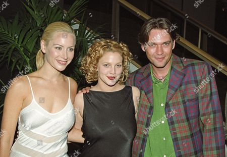 Megan Dodds, Drew Barrymore and Dougray Scott