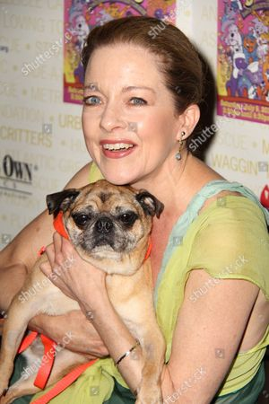 Editorial image of Broadway Barks! Lucky 13th Annual Adopt-A-Thon, New York, America - 09 Jul 2011
