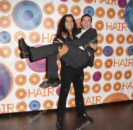 Editorial picture of 'Hair' The Musical returns to Broadway, New York, America - 13 Jul 2011