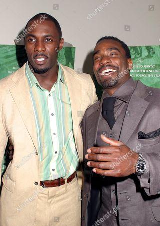 Idris Elba, Oris Erhuero