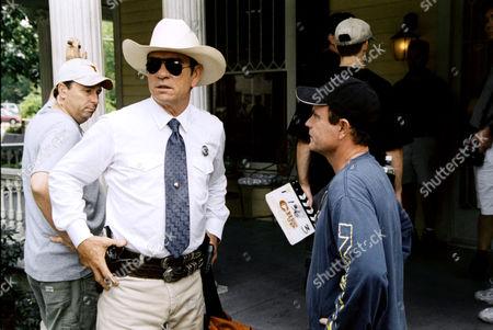 Tommy Lee Jones and Director Stephen Herek