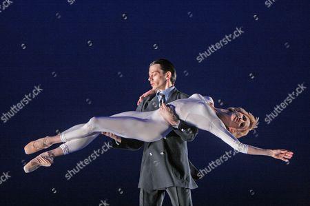 Stock Photo of 'Diana The Princess' - Zara Deakin and Sean Ganley