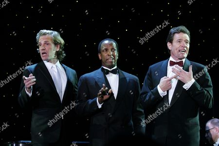 Malcolm Gets, Dorian Harewood, Bryan Cranston