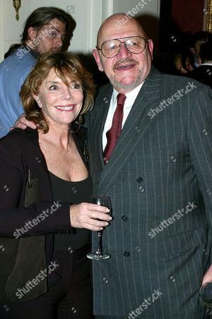 Judy Licht and Jerry Della Femina
