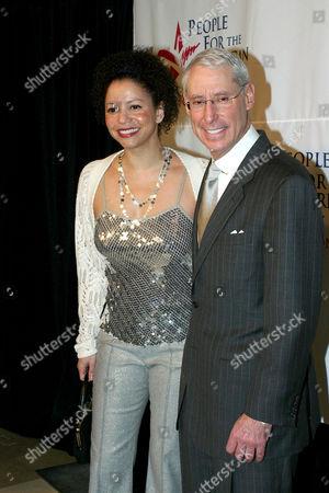 Gloria Ruben and Henry Schleiff