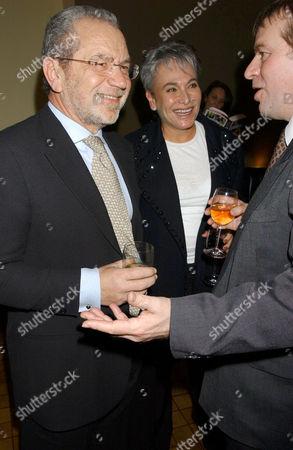 Alan Sugar and Charlie Whelan