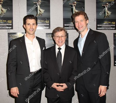 Matt Cavenaugh, Maury Yeston and Kevin Earley