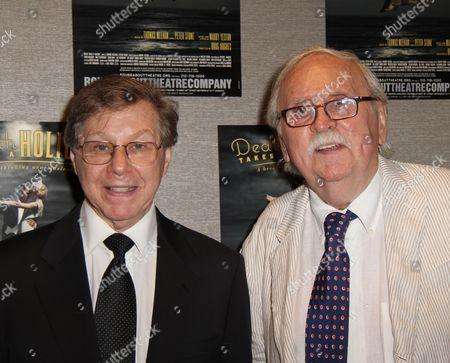 Maury Yeston and Thomas Meehan
