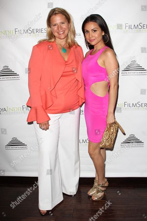 Amy Wendel and Corina Calderon