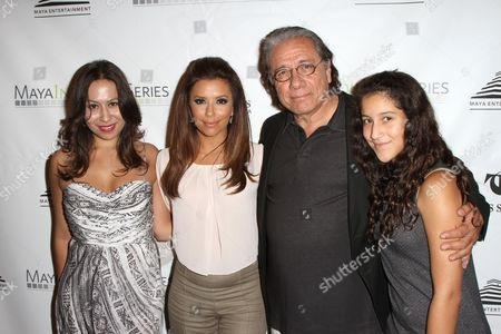 Editorial photo of 'Without Men' film screening after party, Los Angeles, America - 24 Jul 2011