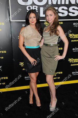 Alexa Vega and sister Makenzie Vega