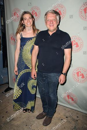 Gaye Taylor-Upchurch, Simon Russell Beale