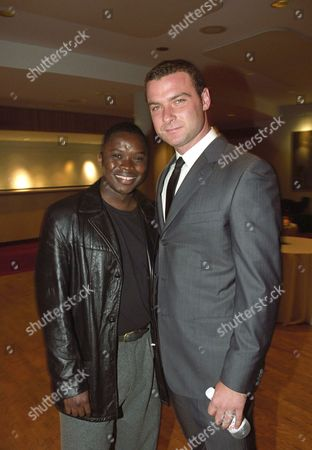 Vicellous Reon Shannon and Liev Schreiber