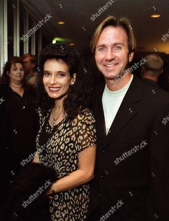 Theresa Saldana & Peter Outerbridge