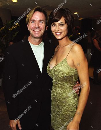Catherine Bell & Peter Outerbridge