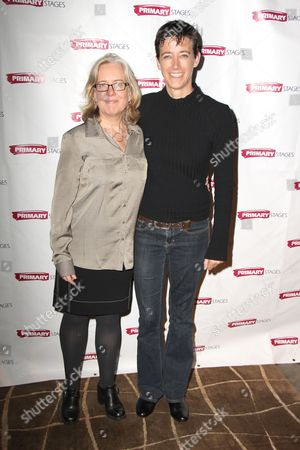 Lisa Peterson and Rachel Hauk