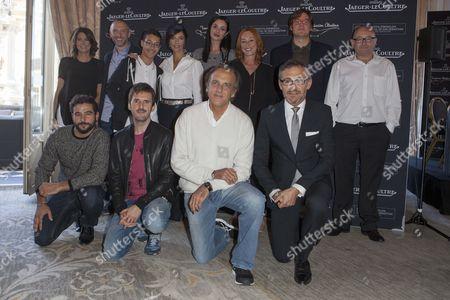 Julian Lopez, Maribel Verdu, Antonio Velazquez, Paco Arango and Dafne Fernandez