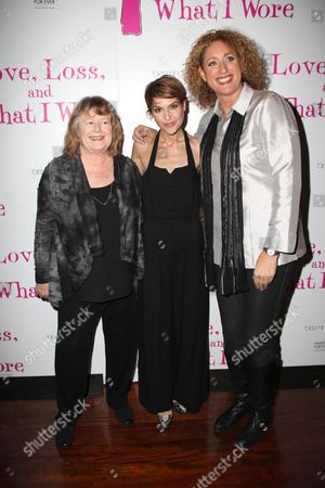 Stock Picture of Shirley Knight, Ashley Austin Morris, Judy Gold